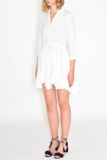 Ranil Dress White